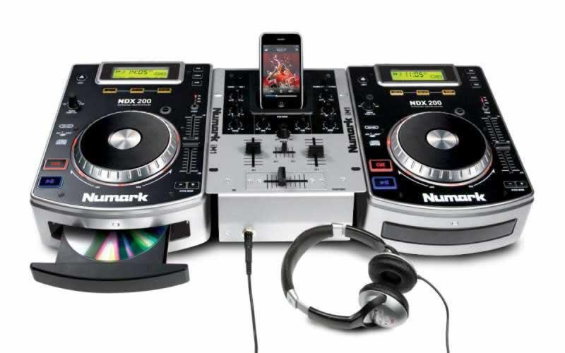 DJ Equipment Repair